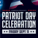 Patriot Day Flyer - GraphicRiver Item for Sale