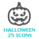 Halloween Mini Icon - GraphicRiver Item for Sale