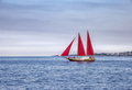 red sails - PhotoDune Item for Sale