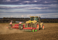 prepares the ground - PhotoDune Item for Sale