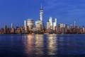 Manhattan at dusk. - PhotoDune Item for Sale