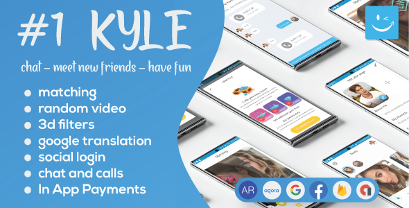 Kyle - Premium Random Video & Dating and Matching Download