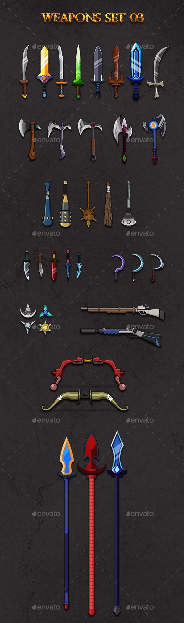 Weapon Vol 01