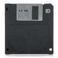 A Computer Floppy Disc - PhotoDune Item for Sale