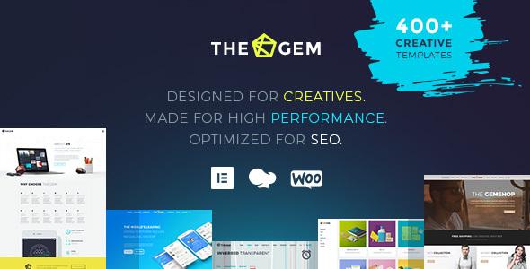 TheGem - Creative Multi-Purpose High-Performance WordPress Theme 1