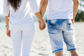 Romantic couple holding hands - PhotoDune Item for Sale
