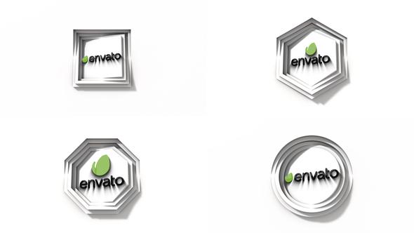 Gyroscope Rings Logo Pack