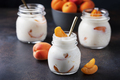Sweet healthy yogurt with apricots - PhotoDune Item for Sale
