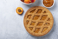 Sweet crust cake with apricots - PhotoDune Item for Sale
