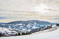 Beautiful panorama of mountain slopes - PhotoDune Item for Sale