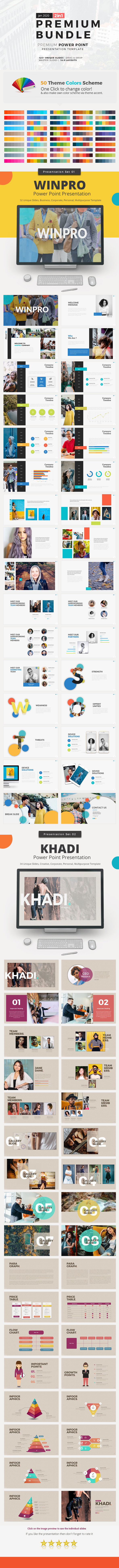 Premium Presentation Bundle