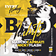 Bad Habits Nightclub Flyer - GraphicRiver Item for Sale