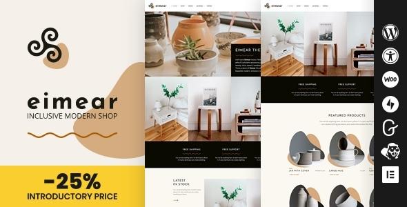 Eimear – Inclusive WooCommerce WordPress Theme