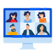 Video Calling and Conference Meeting - GraphicRiver Item for Sale