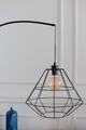 Closeup retro style bulb lamp, Loft style interior decoration. - PhotoDune Item for Sale
