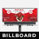 Fruit Billboard - GraphicRiver Item for Sale