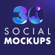 Social Media Posts & Profiles - VideoHive Item for Sale