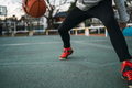 Young man playing basketball. - PhotoDune Item for Sale