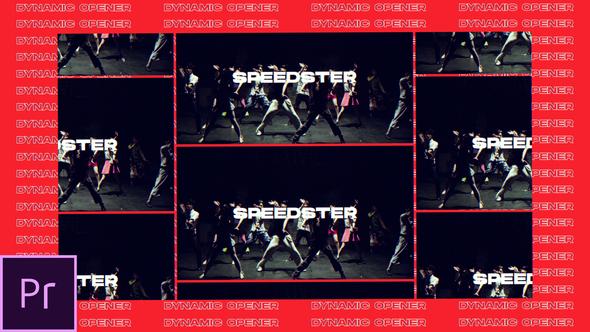 Speedster - Dynamic Opener