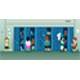 School Locker - GraphicRiver Item for Sale