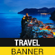 Travel to Vernazza - GraphicRiver Item for Sale