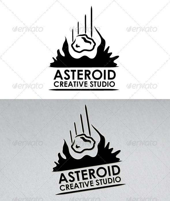 Asteroid Creative Studio Logo