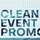 Clean Event Promo - VideoHive Item for Sale