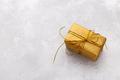 Golden gift box - PhotoDune Item for Sale