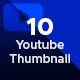 Youtube Thumbnail - GraphicRiver Item for Sale