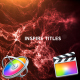 Inspire Titles - Apple Motion - VideoHive Item for Sale