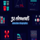 Business Infographics Vol.52 - VideoHive Item for Sale