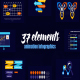 Statistic Infographics Vol.55 - VideoHive Item for Sale