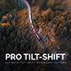 Professional Tilt-Shift Photoshop Actions - GraphicRiver Item for Sale