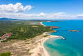 panoramic view of picturesque coastline - PhotoDune Item for Sale