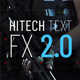 Hitech Text FX 2 - VideoHive Item for Sale
