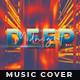 Deep Midnight - Music Album Cover Artwork - GraphicRiver Item for Sale
