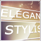 Stylish Content Presentation - VideoHive Item for Sale