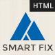 SmartFix - Computer Repair Center HTML5 Template - ThemeForest Item for Sale