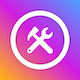 Insta Tools - AI Hashtags, Caption Spacer, Quote - Instagram Tools SwiftUI - CodeCanyon Item for Sale