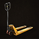 Hand Pallet Truck - Low Poly - 3DOcean Item for Sale
