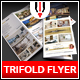 Realestate Trifold Flyer - GraphicRiver Item for Sale