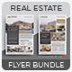 Real Estate Flyer Bundle 02 - GraphicRiver Item for Sale