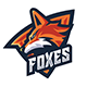 Esport Logo Foxes - GraphicRiver Item for Sale