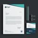 Letterhead / Business Card - GraphicRiver Item for Sale