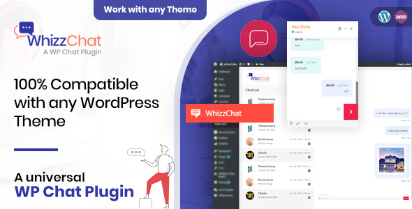WhizzChat – A Universal WordPress Chat PluginPrice : $49