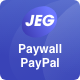 Jeg Paywall & Content Subscriptions System with Paypal for WooCommerce - CodeCanyon Item for Sale