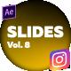 Instagram Stories Slides Vol. 8 - VideoHive Item for Sale