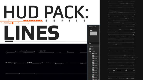 Hud Pack - Lines