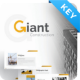 Giant Construction Keynote Presentation Template - GraphicRiver Item for Sale