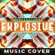 Explosive - Music Album Cover Artwork - GraphicRiver Item for Sale